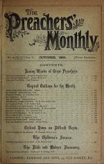 The Preacher's monthly. Vol.2-7; editor's ser., vol.1, no.1-6
