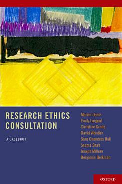 Research Ethics Consultation PDF