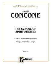 The School of Sight-Singing: Practical Method for Young Beginners (Lutgen): Vocal Method