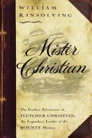Mister Christian PDF