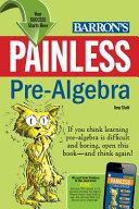 Painless Pre Algebra