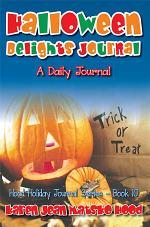 Halloween Delights Journal