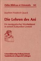 Die Lehren des Ani PDF