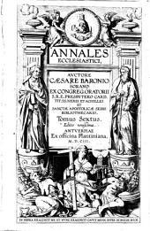 Annales ecclesiastici: continuatio 1198 - 1567, Volume 6
