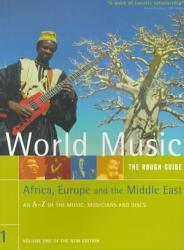 World Music Africa Europe And The Middle East Book PDF