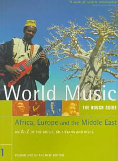 World Music  Africa  Europe and the Middle East Book