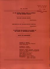 Cordoba-Chaves V. Immigration and Naturalization Service
