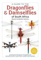 A Guide to the Dragonflies and Damselflies of South Africa PDF