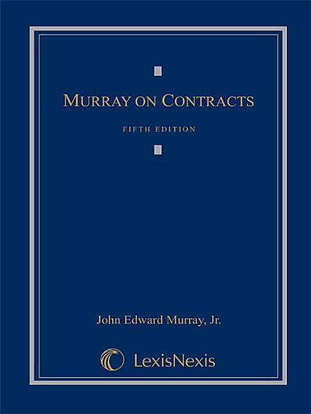 Murray on Contracts