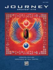 Journey: Greatest Hits: Easy Piano Sheet Music Songbook Collection