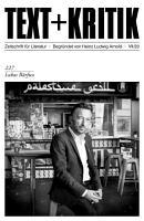 TEXT   KRITIK 227   Lukas B  rfuss PDF