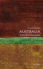 Australia  A Very Short Introduction PDF