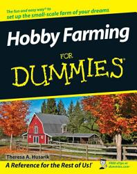 Hobby Farming For Dummies Book PDF