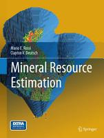 Mineral Resource Estimation PDF