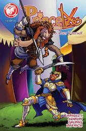Princeless Volume 2 #3: Volume 2