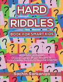 Hard Riddles Book for Smart Kids PDF