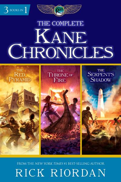 Download The Complete Kane Chronicles Book