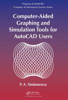 Computer Aided Graphing and Simulation Tools for AutoCAD Users PDF