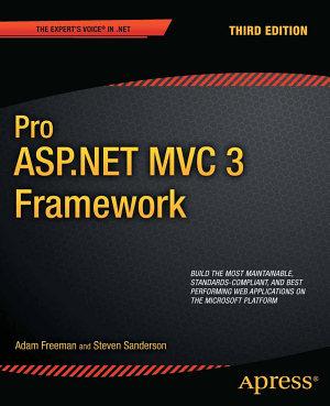 Pro ASP NET MVC 3 Framework