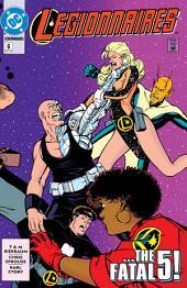 Legionnaires (1994-) #6