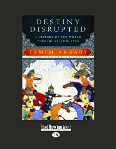 Destiny Disrupted Book