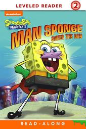 Man Sponge Saves the Day Read-Along Reader (SpongeBob_SquarePants)