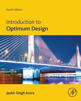 Introduction to Optimum Design PDF