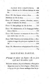 Voyages de C. P. Thunberg au Japon par le cap de Bonne-Espérance, les îles de la Sonde, etc: Volume2