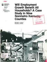 Social and Economic Environment of Black Farmers PDF