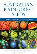 Australian Rainforest Seeds