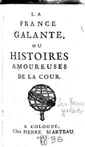 La France galante, ou histoires amoureuses de la cour