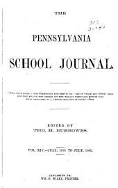 Pennsylvania School Journal: Volume 14