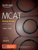 MCAT Biology Review 2019 2020 PDF