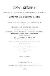 Estado de la población en 1887