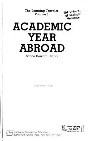 The Learning Traveler PDF