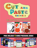 Fall Activities for Preschoolers  Cut and Paste Animals  PDF