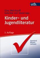 Kinder  und Jugendliteratur PDF