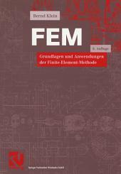 FEM: Grundlagen und Anwendungen der Finite-Elemente-Methode, Ausgabe 5