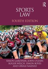 Sports Law: Edition 4