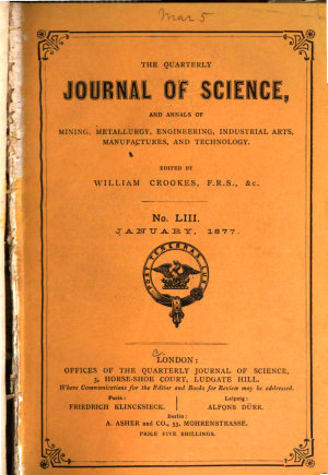 The Journal of Science PDF