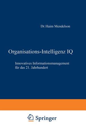Organisations Intelligenz IQ PDF