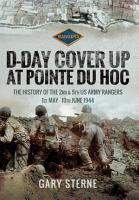 D Day Cover Up at Pointe du Hoc PDF