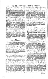 Commentarii duo de D. V. Jesu Christi matrisque ejus Festis et de Missae sacrificio...ex italito in latinum vertet Mich. Ang. de Giacomellis