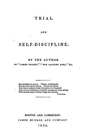 Trial and Self discipline PDF