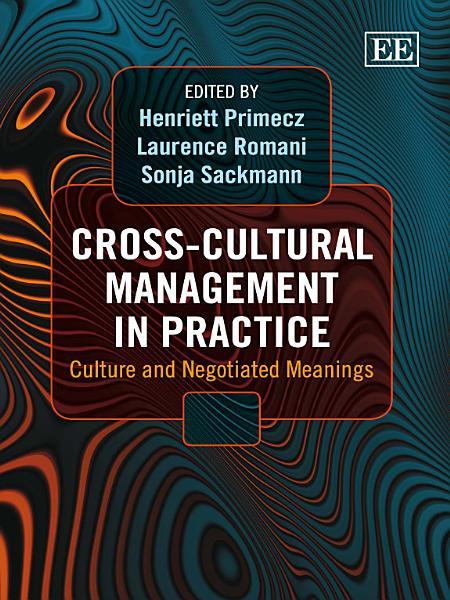 Cross Cultural Management in Practice PDF