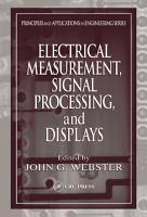 Electrical Measurement  Signal Processing  and Displays PDF