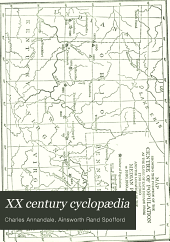 XX century cyclopædia: biography, history, art, science and gazeteer of the world, Volume 8