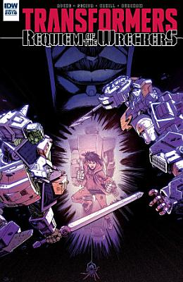 Transformers  Requiem of the Wreckers