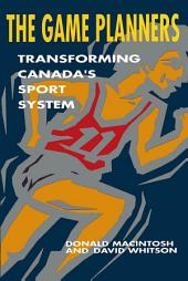 Game Planners: Transforming Canada's Sport System