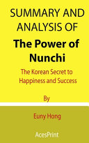 Summary and Analysis of The Power of Nunchi